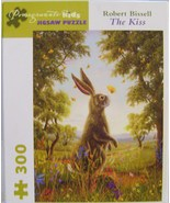 Robert Bissell The Kiss Jigsaw Puzzle by Pomegr... - $7.00