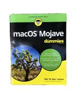 "Macos Mojave for Dummies by Bob ""Dr. Mac"" LeVitus (2018, Trade Paperback) - $9.49"