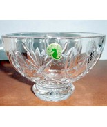 "Waterford Crystal Footed Bowl 6"" #136762 Made in Ireland New In Box - $164.90"