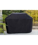 Gas Grill Cover 58 Inch Heavy Duty Waterproof 600D Quality Medium BBQ Co... - $45.29