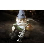 Haunted Sugar Daddy Gnome Wealth and Miracles Gnome and Necklace  - $55.55