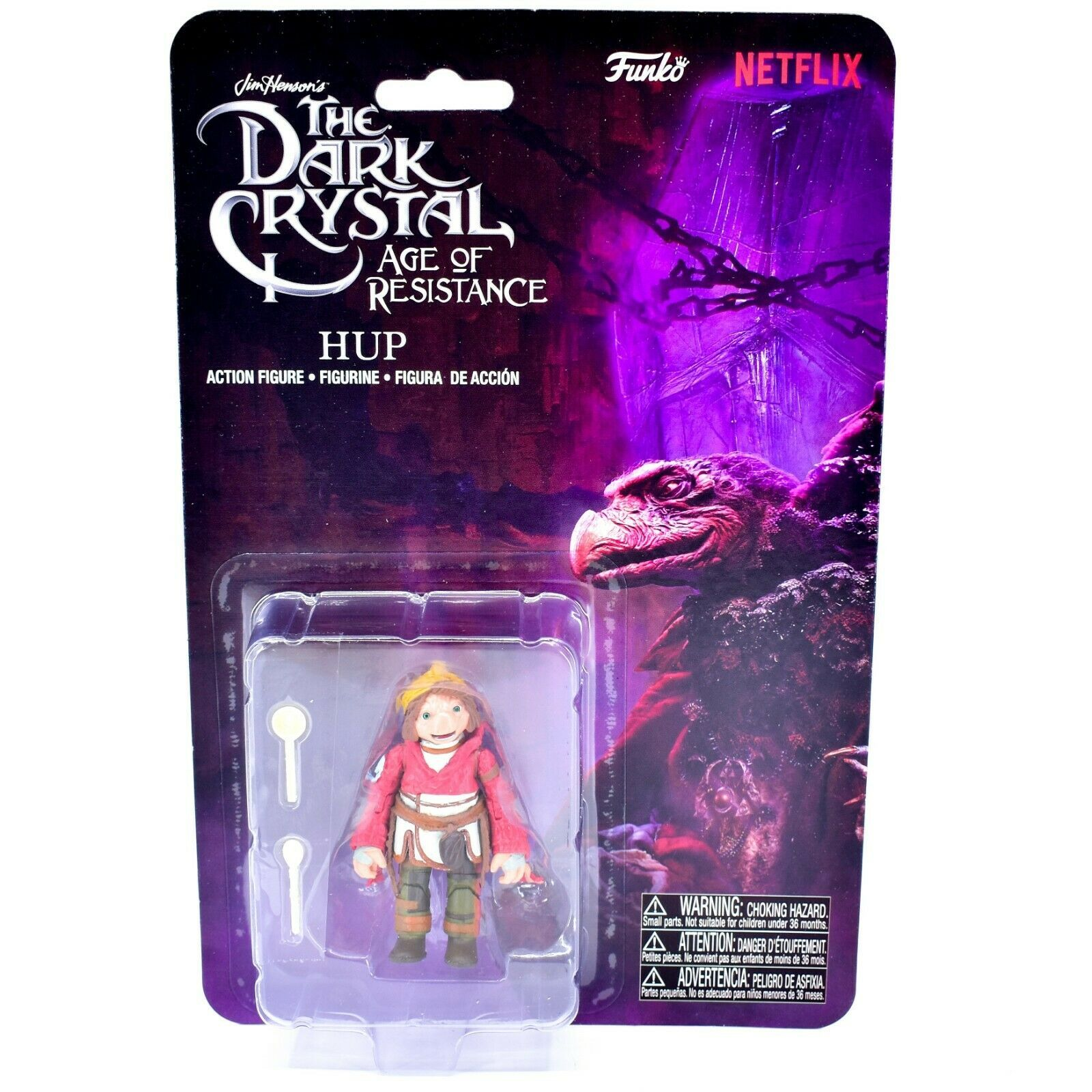 Funko Jim Henson's The Dark Crystal Age of Resistance Hup Action Figure