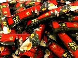G7 3-In-1 Instant Vietnamese Coffee 50 Sticks x 16 g - $20.78