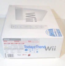 Nintendo Wii Sports White Console System Bundle (NTSC) Wii Sports, New i... - $495.16
