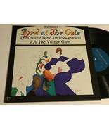 Charlie Byrd At The Village Gate VG Trio & Huéspedes Clark Terry Keter B... - $22.73