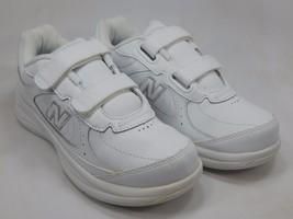 New Balance 577 Women's Walking Shoes Size US 5 M (B) EU 35 White WW577VW