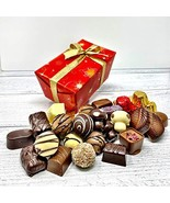Marky's Chocolate Holiday Assorted Gift Box – 1.5 lbs – Belgium Choco Bo... - $39.55