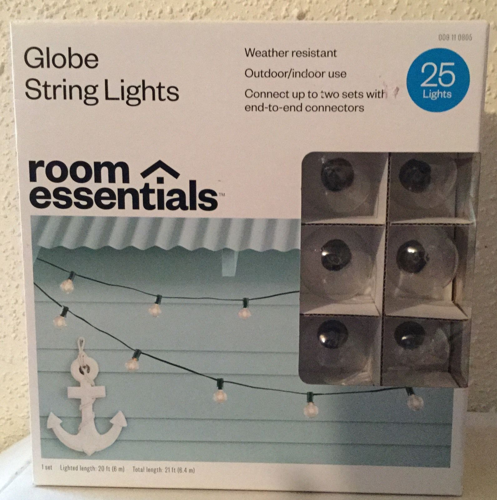 Picture of: Room Essentials Clear Globe String Lights And 50 Similar Items