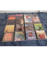Petra CD Lot Christian Rock Metal Sonic Flood Audio Adrenaline 16 Petrap... - $193.11