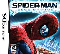 SpiderMan Edge of Time for the DS - $12.00