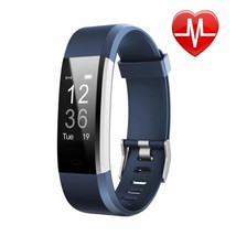 LETSCOM Fitness Tracker HR, Activity Tracker with Heart Rate Monitor Wat... - $41.37
