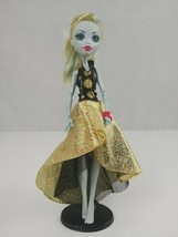 """Monster High 11"""" Doll Laguna Blue Prom Night With Outfit - $16.39"""