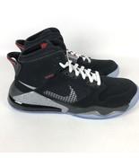 Nike Air Jordan Mars 270 Running Shoes Men's Size 10 Black D7070 010 - $117.56