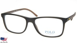New Polo Ralph Lauren Ph 2151 5409 Matte Olive Eyeglasses Frame 54-17-145 B38mm - $89.09