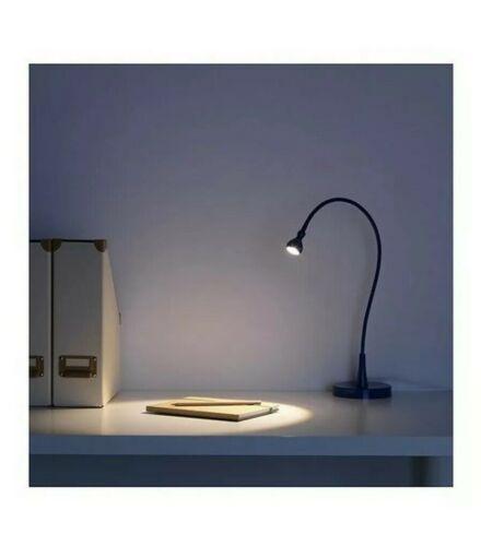 IKEA Jansjo LED Work Lamp Dark Blue image 3