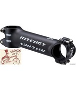 "RITCHEY COMP 4-AXIS 80MM REACH--31.8MM  +/-6 DEGREE BLACK 1-1/8"" BICYCLE... - $39.55"