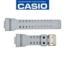 Genuine CASIO G-SHOCK Watch Band Strap GA-110TS-8A3 Original Gray Rubber - $39.95