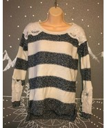 Lauren conrad runway sweater size small - $15.00