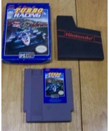 AL UNSER JR TURBO RACING NES Nintendo GAME IN BOX - $16.34