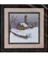 Cross My Heart Evening Service Church Classic Counted Cross Stitch Kit - $23.99