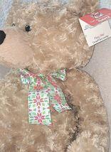 GANZ HX11091 Hayden Light Brown 26 Inch Polyester Fiber Cuddly Bear image 5