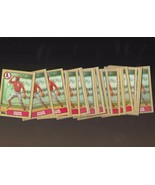 1987 Topps Baseball - #749 - Ozzie Smith - St. Louis Cardinals Lot of 32 - $3.18