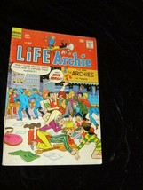 Life With Archie Comic Book January 1971 - $12.99