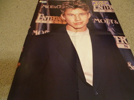 Jonathan Taylor Thomas Nick Carter Backstreet Boys teen magazine poster clipping