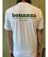 "Classic BONZ ""Everything But the Ordinary"" T-shirt (White) - £7.22 GBP"