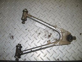 YAMAHA 2004 350 WARRIOR 2X4 LEFT FRONT UPPER A-ARM  PART 29,970 - $30.00