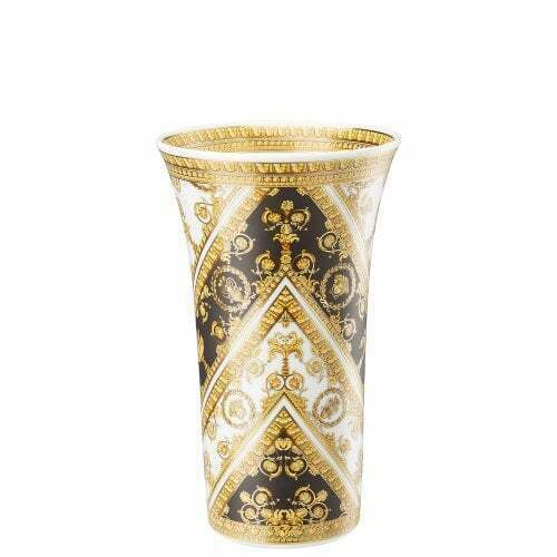 "Primary image for Versace by Rosenthal I Love Baroque Vase 26 cm/10.2"" inches"