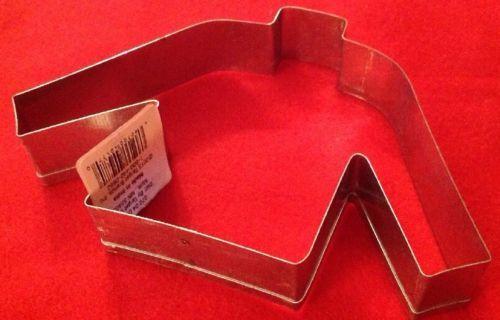 "Sports Jersey Cookie Cutter Galvanized Steel Threshold Brand New 5.5"" NWT"