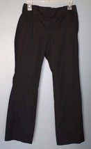 Ann Taylor LOFT Petites Julie Black Pants Womens Size 2 Petite - $25.58