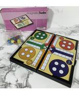 LUDO Magnetic Travel Mini Games Road Trip - $9.89