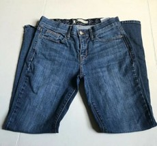 Men's Levi perfect waste 525 straight leg blue denim jeans size 28/30 - $14.03