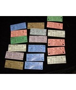 NYC Ticket Stub Lot 1960s Carnegie Hall Philharmonic Hall Lincoln Center - $24.99