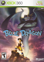 Blue Dragon Xbox 360 X360  With Case - $38.40