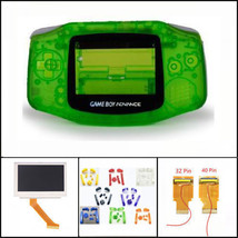 Nintendo Game Boy Advance Cable Backlight Backlit Adapter AGS 101 Mod Ki... - $54.75