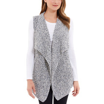 Jones New York Ladies' Sweater Vest, Indigo Combo, Size M - $21.77