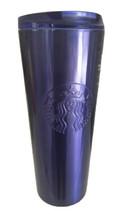 Starbucks Summer 2021 Royal Blue Stainless Steel Cold Brew 16oz Tumbler - $39.50