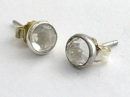Authentic Pandora April Droplets Stud Earrings, 290738RC, New - $43.69