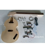 NEW DIY Electric Bass Guitar Kit Violin Bass Build Your Own With All The... - $148.49