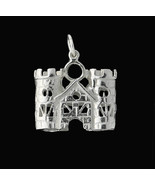 WOW New 925 Sterling Silver King Queen prince princess Family Castle Cha... - $37.87