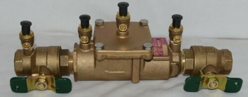 Watts 007M1 QT Double Check Valve Assembly 0062306 One Inch