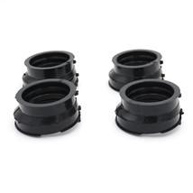 Black Carburetor Interface Adapter Intake Manifold For Honda CBR 600RR 2... - $20.78