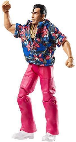 Mattel Wwe Collection Elite Rasoir Ramon Figurine Flashback Séries Catcheur