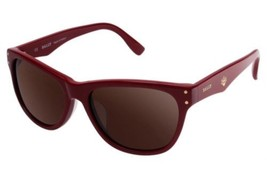 f43f75ddf076d Authentic Bally Sunglasses BY2001A 03 Red Frames Brown Lens 55MM -  98.00