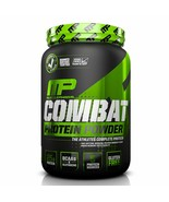 MusclePharm Combat Protein Powder Essential blend of Cookies 'N' Cream 2 LB - $34.64