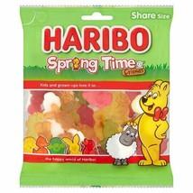 Haribo Spring Time Animal Shaped Gummies From Uk 140g Free Shipping - $8.07