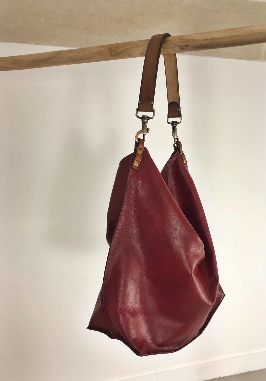 ALLEGRA BAG handmade leather bag image 3